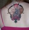 Solemn Wolf tattoo