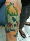 Bulbasaur on mah forearm! tattoo