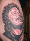 Stuart Cable tattoo