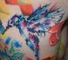 Birdy tattoo