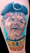 Sloth Goonies Tattoo tattoo