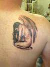 The petal fairy tattoo