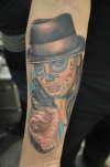 Catrina Germany Tattoo Convention