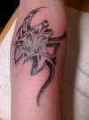 I redid on my boyfriend tattoo
