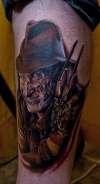 Nightmare Tattoo