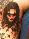 the crow tattoo