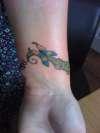 wrist 2 tattoo