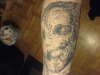 Corey Taylor (Bad Cam) tattoo