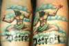 DJ JOYGASMS TATTOO BY GABRIELLE NICOLE SOUCIE tattoo