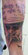 GONZO!!!!!!! tattoo