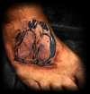 Happy Feet tattoo