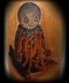 Sam -Trick or Treat tattoo