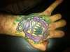 monster grenade @ primal tattoo in kelowna tattoo