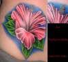 Hibiscus Tattoo tattoo