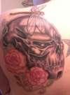 amandas skull tat2 tattoo