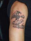 Cross of Nails tattoo