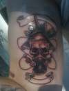 My buddy tattoo