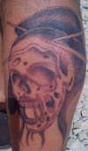 Rotten Geisha tattoo