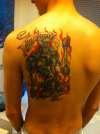 Silverstein tattoo