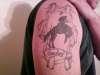 cowboy up yall tattoo