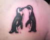 happy feet tattoo