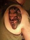 lost boy david tattoo