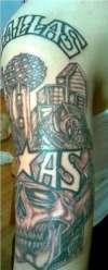 Dallas tattoo tattoo