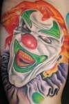 "Holloween Horror Nights ""Jack"" tattoo"
