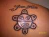 Taino Blood tattoo