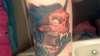 ZOMBIE BEAST tattoo