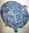 Conky 2000 tattoo