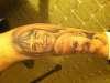 Portrait of Kids tattoo