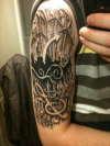 Roger tattoo