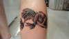Undead Fish tattoo