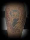 betty tattoo