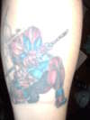deadpool tattoo tattoo