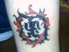 icp hatchet girl from tattoo