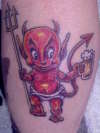 my baby tattoo