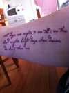 sonnet 43 tattoo