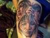 speak no evil, see no evil, hear no evil. tattoo