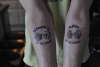 Alfie and Stanley tattoo