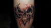 two skulls tattoo