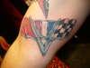 Camaro Racing tattoo