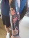 3 legends tattoo