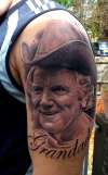 My Grandad tattoo