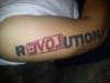 Revolution tattoo