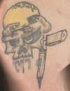 tattoo gun machine ghost