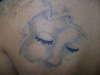 "the art of ""Virgin Mary"" tattoo"