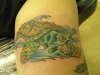 Snapper tattoo
