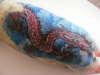 loony dragon (pig trotter) tattoo